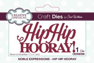 Noble Expressions - Hip Hip Hooray